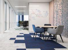 荷兰食品IT公司Schouw充满自然绿意的办公室 / i29 - 谷德设计网