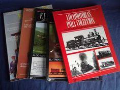 Livros&BD4sale: 4 Sale - Cuadernos de modelismo ferroviario