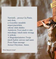Blessed Mother, Catholic, Prayers, Faith, God, Audi A6, Madonna, Polish, Learning