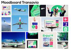 Moodboard Transavia