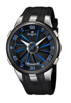 Perrelet Turbine XL watch available at Magnolia Jewelry!