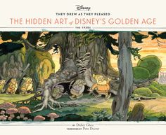 They Drew As They Pleased: The Hidden Art of Disney's Golden Age is available now. | 12 Stunning Never-Released Images From Disney's Animation Studio