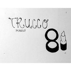 Learning Italian Language ~ lI trucco (make up) IFHN