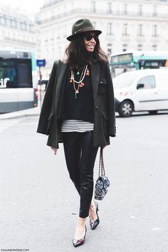 Paris_Fashion_Week-Fall_Winter_2015-Street_Style-PFW-Viviana_Volpicella-