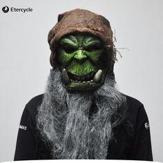 Orcs Guldan Masks