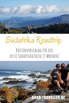 Südafrika Roadtrip - eine Einsteigerroute für drei Wochen. Mit Route, Tipps, Highlights und Kosten