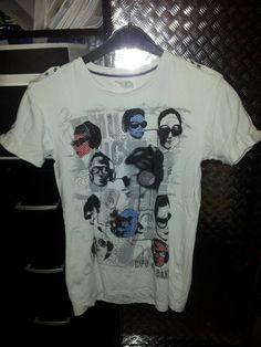T-shirt homme / vêtements / mode