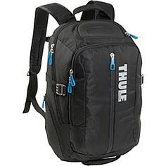 Thule Crossover 25L Backpack - Black - via eBags.com! Thule Backpack 0bfb1e6844