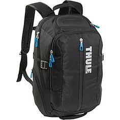 Thule Crossover 25L Backpack - Black - via eBags.com!