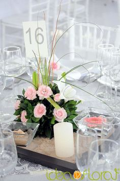 Centros de mesa - Idea Floral