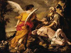 Juan de Valdes Leal - Sacrifice of Isaac