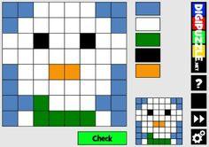 Winter Mozaics Winter Games, Mosaic, Create, Mosaics, Tile Mosaics