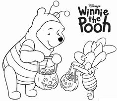 42 Free Printable Disney Halloween Coloring Page for Kids / Free Printable Coloring Pages for Kids - Coloring Books Preschool Coloring Pages, Bear Coloring Pages, Free Printable Coloring Pages, Coloring Pages For Kids, Coloring Sheets, Coloring Books, Kids Coloring, Adult Coloring, Disney Halloween Coloring Pages