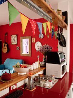 Art & Mañas » Las casas de colores de Casa Caucha