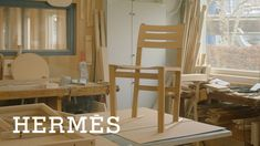 Hermès | Home Collections Hermes Home, Home Collections, Contemporary Design, Dining Chairs, The Originals, Furniture, Youtube, Home Decor, Decoration Home