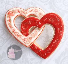 Linked Hearts by The Sweetest Tiers