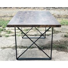 Stay up to speed on Symmetry's metal table leg work. Here is a gallery of our most recent metal table base designs and DIY finished products. Metal Table Legs, Ping Pong Table, Hardware, Gallery, Furniture, Instagram, Design, Outdoor, Home Decor