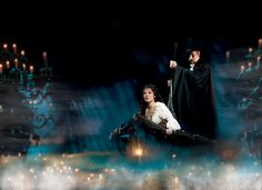 Her Majesty's Theatre - Phantom of the Opera production shot
