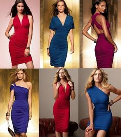 VICTORIA'S SECRET SEXY RUCHED MULTI-WAY CONVERTIBLE DRESSES BRIDESMAID COCKTAIL PARTY VICTORIASSECRET--------Now on Sale for US $31.99!! ----------Please Click The Photo to see details!!