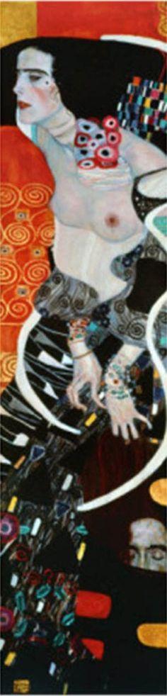 Salomé, 1909. #degranero #cursos #dibujo #pintura #fotografía #madrid #clases #academia #taller #arte #bellasartes #art #draw #paint #photograph #aprenderadibujar #aprenderapintar #aprenderahacerfotos #artesplasticas #óleo #acrílico #acuarela #dibujar #dibujarbien #grafito #carboncillo #tintachina #pastel #gustavklimt  www.degranero.es