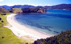 The Bay of Islands, New Zealand....pictures don't do it justice