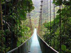 Costa Rica, wanna goooo!