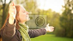 Stock photo of Worship with Open Arms 58391848 - image 58391848