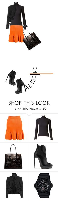 """Mr AA"" by nino-d-f ❤ liked on Polyvore featuring Alaïa, Marissa Webb and G-Shock"