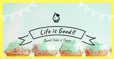 デザイナーおじさんが女子力高めのデザインをするための10のアプローチ   東京上野のWeb制作会社LIG Banner Design, Flyer Design, Web Design, Graphic Design, Sweet Cakes, Keynote, Life Is Good, Social Media, Typo