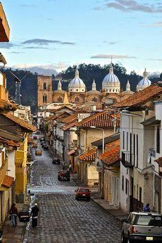 Cuenca, Ecuador Cuenca Ecuador, Santa Lucia, Peru Travel, Travel Abroad, Jamaica, Trinidad Y Tobago, Equador, Quito, South America