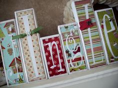 Jingle - Wood Block Craft