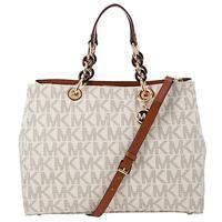 5250e7aa5f81 Buy Michael Kors MICHAEL Leather Cynthia Satchel Bag £310 from Satchel Bags  range at