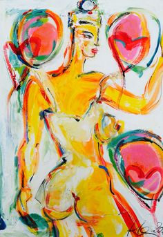ART by kerstin leicher . www.kerstin-leicher.com Contemporary Art, Free, Painting, Painting Art, Paintings, Painted Canvas, Drawings, Modern Art, Contemporary Artwork