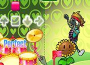 Plants Vs Zombies Music Match