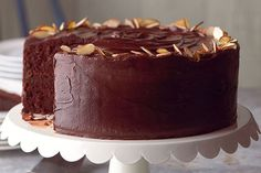 Extra chocolate and pudding mix in the batter make this fudge cake not just super rich, moist and amazingly delicious, but the best ever.