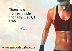 Make your fitness goals come true at ME BODY BABY Fitness.  www.mebodybaby.com