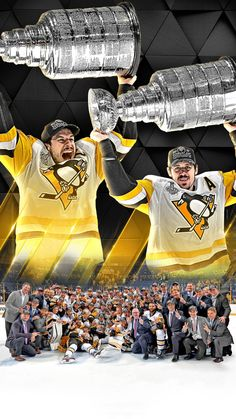 Sid and Geno the dynamic duo Pens Hockey, Ice Hockey Teams, Hockey Players, Sports Teams, Pittsburgh Sports, Pittsburgh Penguins Hockey, Montreal Canadiens, Soccer Highlights, Best Duos