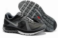 f0dd6f52d4a7 Nike Air Max Excellerate Grey Black Silver Men Shoes  Nike Air Max  Excellerate 002  -  95.00   Wholesale Cheap Air Jordan