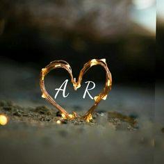 Monogram Wallpaper, Alphabet Wallpaper, Name Wallpaper, Glitter Wallpaper, Love Images With Name, Love Heart Images, Cute Love Pictures, Love Photos, R Letter Design