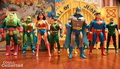 kenner super powers action figures ....my boys had all this stuff!!!