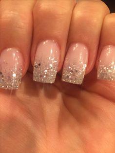 Glitter Gel Nails Design Google Search Beautiful Nails Nails