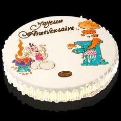 Didelina, Gâteaux d'anniversaire, De 12 à 120 Personnes - Gourmandise Tunisie