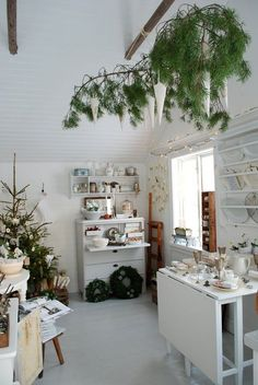30 Beautiful Scandinavian Christmas Decorations | Home Design And Interior