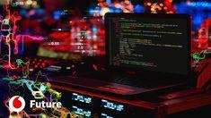As atuações com escrita de código ao vivo | Vodafone Future