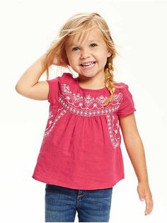 Baby Girl Clothes: Back to Pre-School Sale | Old Navy