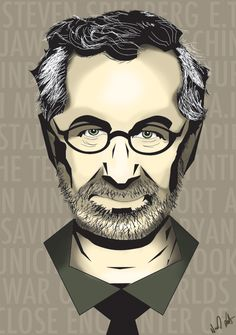 Spielberg, inspired me in so many ways.  USC Alum