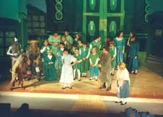 Image result for wizard of oz set design