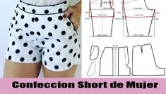 uses cookies to improve your experience. We'll assume you're ok with this, but you can opt Sewing Shorts, Chor, Dress Sewing Patterns, Fashion Sewing, Crochet Clothes, Casual Shorts, Jumpsuit, Womens Fashion, Dresses