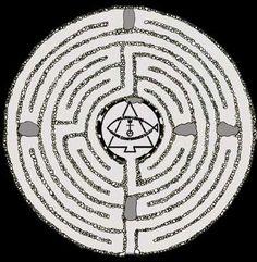 Labyrinth | The Pilgrim Lodge Labyrinth