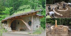 Pessoas estão construindo casas alternativas em todo o mundo. O próximo exemplo vem de Nagano, no Japão. A casa feita com terra ensacada (superadobe ou hiperadobe) pode parecer a casa de um conto de fadas, mas é um lugar real, onde vivem pessoas, mesmo que suas formaslembremas obrasde um rústico e ilustre bioconstrutor, o joão-de-barro. O construtor, Michi-kun, é permacultor e experiente carpinteiro. Ele reuniu 20 voluntários e começou a trabalhar na inspiradora casa. As paredes…